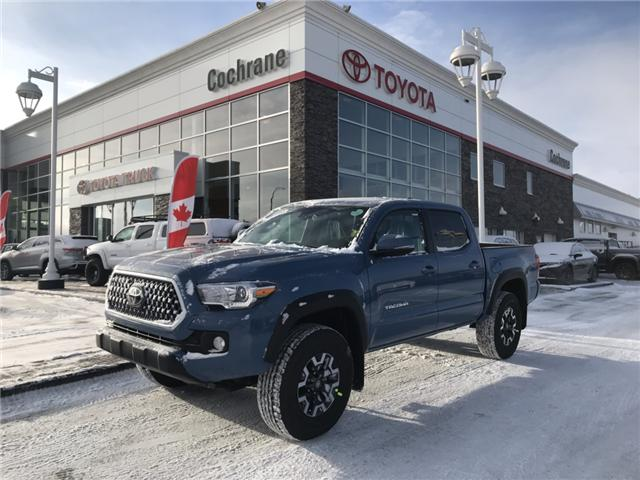 2019 Toyota Tacoma TRD Off Road (Stk: 190128) in Cochrane - Image 1 of 18