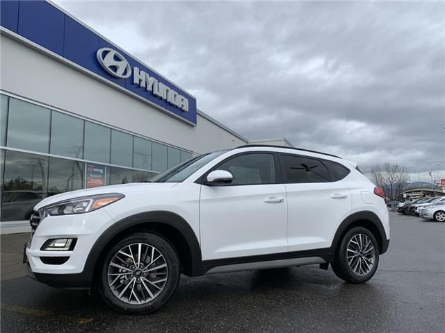 2019 Hyundai Tucson  (Stk: H96-3683) in Chilliwack - Image 1 of 12