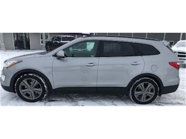 2013 Hyundai Santa Fe XL Limited (Stk: P0844) in Edmonton - Image 1 of 3