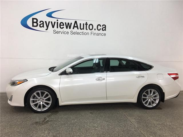2014 Toyota Avalon Limited (Stk: 34248W) in Belleville - Image 1 of 25