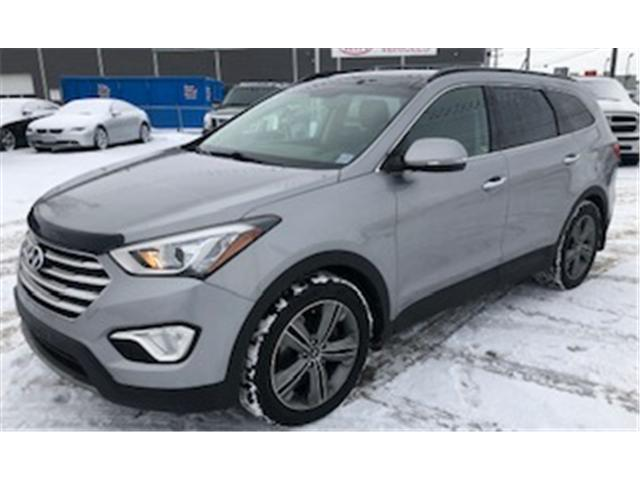2013 Hyundai Santa Fe XL Limited (Stk: P0844) in Edmonton - Image 2 of 3
