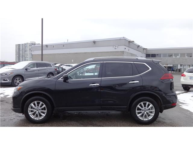 2018 Nissan Rogue SV (Stk: U12376R) in Scarborough - Image 2 of 23