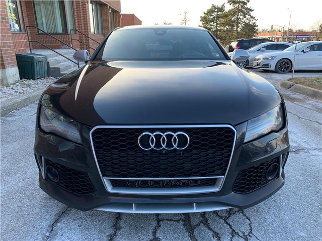 2014 Audi RS 7 4.0 (Stk: 12210) in Woodbridge - Image 2 of 23