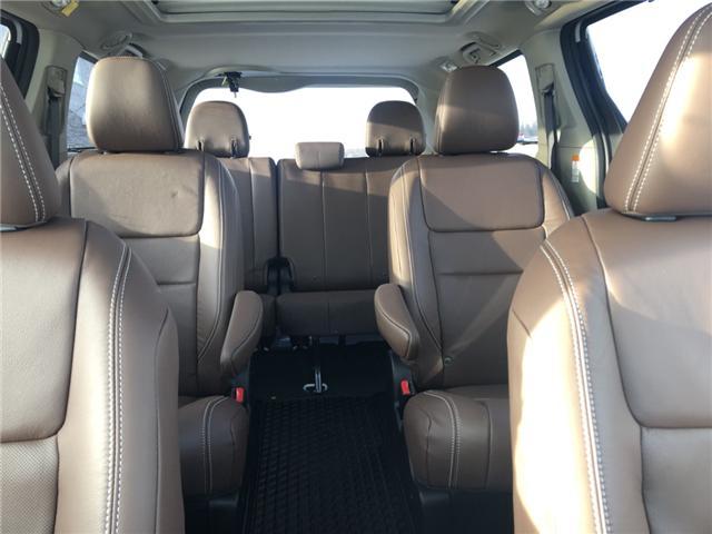 2018 Toyota Sienna XLE 7-Passenger (Stk: 180250) in Cochrane - Image 15 of 20
