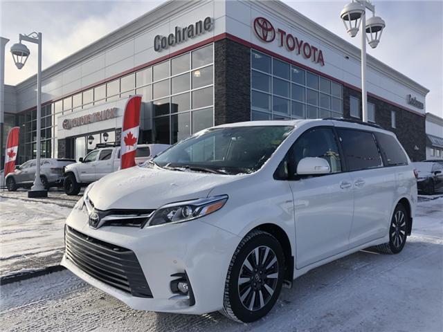 2018 Toyota Sienna XLE 7-Passenger (Stk: 180250) in Cochrane - Image 1 of 20
