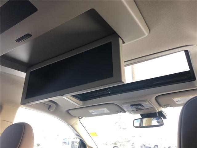 2018 Toyota Sienna XLE 7-Passenger (Stk: 180250) in Cochrane - Image 20 of 20