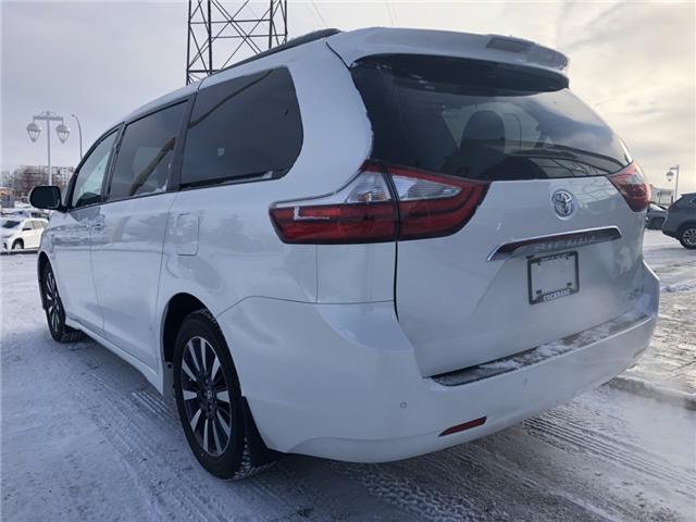2018 Toyota Sienna XLE 7-Passenger (Stk: 180250) in Cochrane - Image 7 of 20