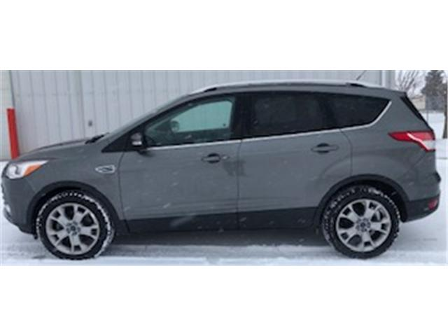 2014 Ford Escape Titanium (Stk: P0824) in Edmonton - Image 1 of 3