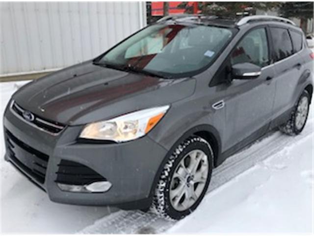 2014 Ford Escape Titanium (Stk: P0824) in Edmonton - Image 2 of 3