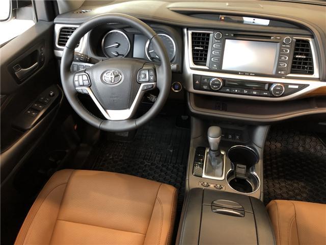 2019 Toyota Highlander Limited (Stk: 190038) in Cochrane - Image 6 of 18