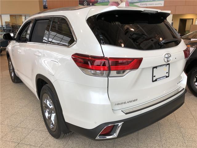 2019 Toyota Highlander Limited (Stk: 190038) in Cochrane - Image 8 of 18