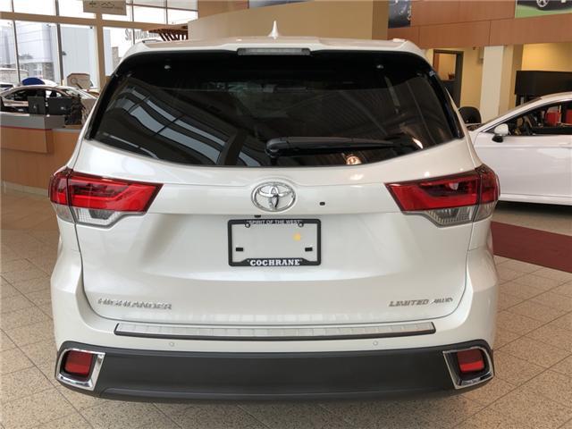 2019 Toyota Highlander Limited (Stk: 190038) in Cochrane - Image 9 of 18