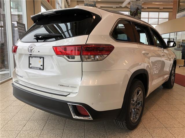 2019 Toyota Highlander Limited (Stk: 190038) in Cochrane - Image 16 of 18