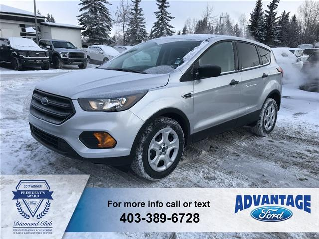 2019 Ford Escape S (Stk: K-480) in Calgary - Image 1 of 5