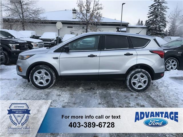 2019 Ford Escape S (Stk: K-480) in Calgary - Image 2 of 5