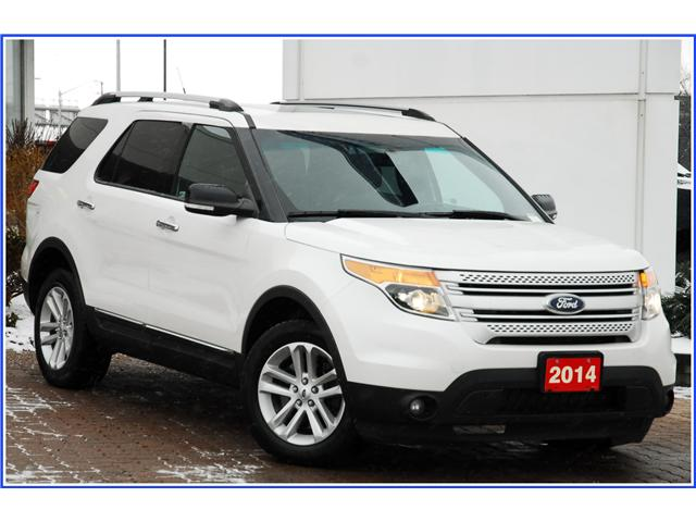 2014 Ford Explorer XLT (Stk: 8P9450AX) in Kitchener - Image 2 of 21