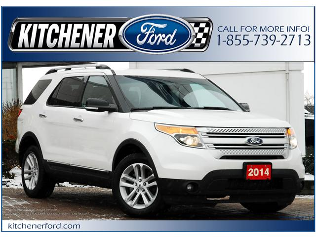 2014 Ford Explorer XLT (Stk: 8P9450AX) in Kitchener - Image 1 of 21