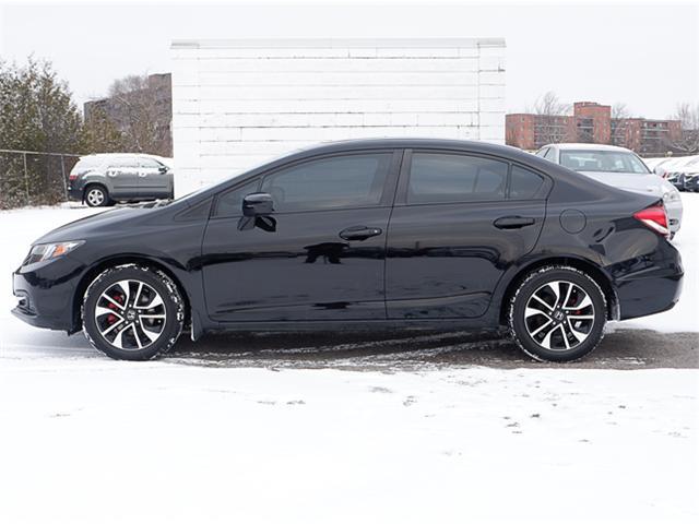 2015 Honda Civic EX (Stk: 18887A) in Peterborough - Image 2 of 21