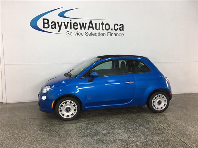 2015 Fiat 500C Pop (Stk: 34199W) in Belleville - Image 1 of 21