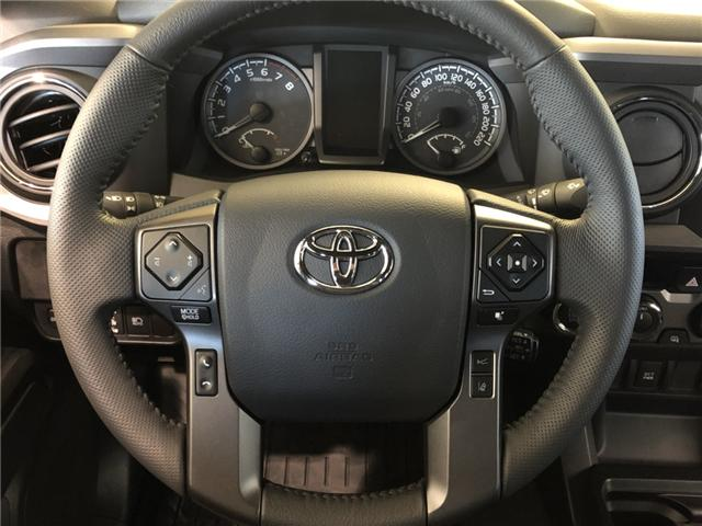 2018 Toyota Tacoma TRD Off Road (Stk: 180155) in Cochrane - Image 13 of 20