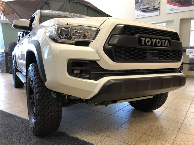 2018 Toyota Tacoma TRD Off Road (Stk: 180155) in Cochrane - Image 3 of 20