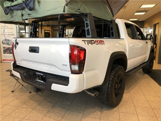 2018 Toyota Tacoma TRD Off Road (Stk: 180155) in Cochrane - Image 7 of 20