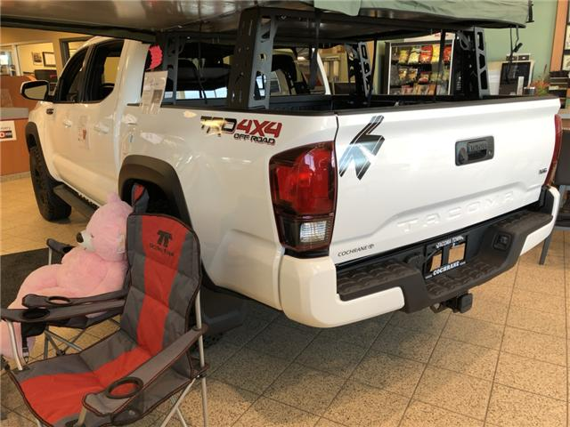 2018 Toyota Tacoma TRD Off Road (Stk: 180155) in Cochrane - Image 9 of 20