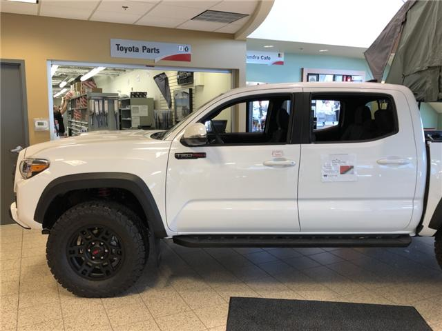2018 Toyota Tacoma TRD Off Road (Stk: 180155) in Cochrane - Image 4 of 20