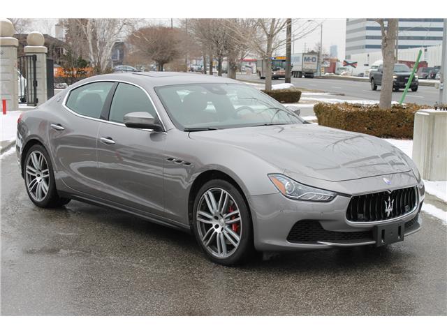 2017 Maserati Ghibli S Q4 (Stk: 16647) in Toronto - Image 3 of 25