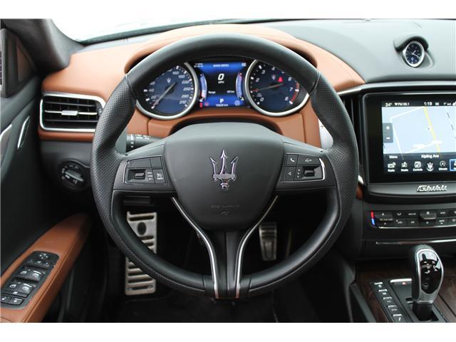 2017 Maserati Ghibli S Q4 (Stk: 16647) in Toronto - Image 15 of 25