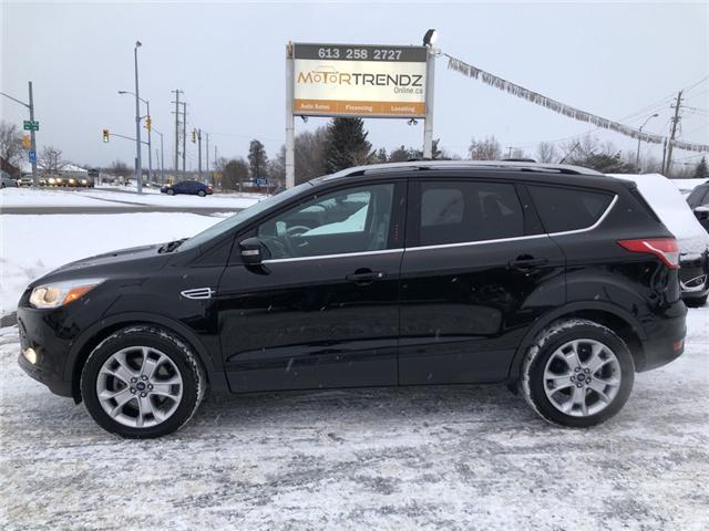 2016 Ford Escape Titanium (Stk: -) in Kemptville - Image 2 of 30