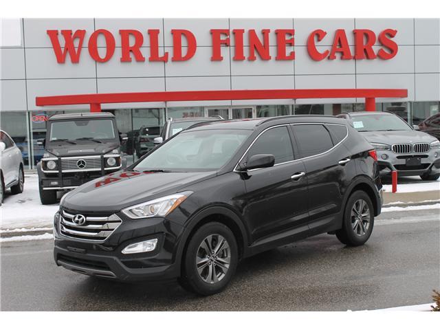 2014 Hyundai Santa Fe Sport  (Stk: 16645) in Toronto - Image 1 of 22