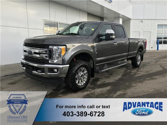2017 Ford F-350 XLT (Stk: T22756) in Calgary - Image 1 of 12