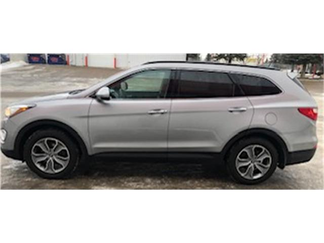 2016 Hyundai Santa Fe XL Base (Stk: P0833) in Edmonton - Image 1 of 5