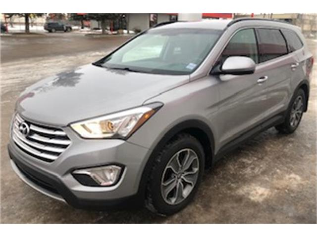 2016 Hyundai Santa Fe XL Base (Stk: P0833) in Edmonton - Image 2 of 5