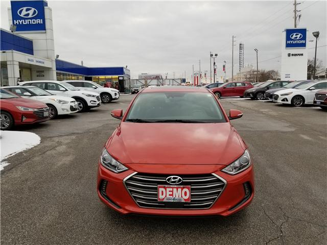 2018 Hyundai Elantra GLS (Stk: 26861) in Scarborough - Image 2 of 12