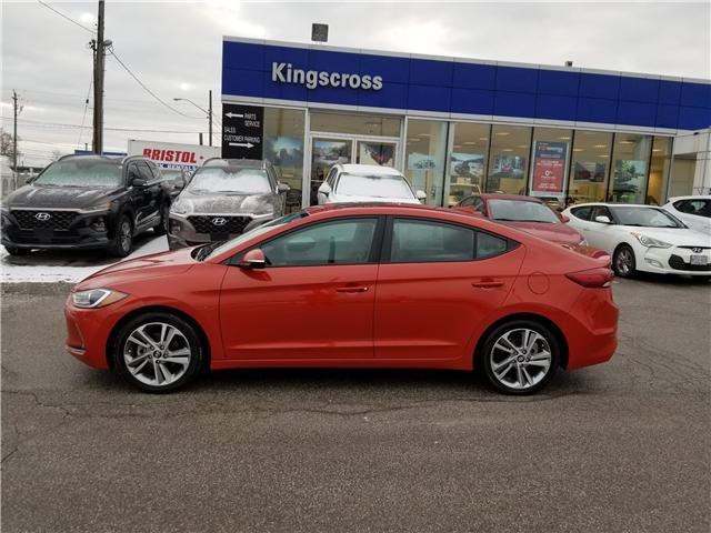 2018 Hyundai Elantra GLS (Stk: 26861) in Scarborough - Image 1 of 12