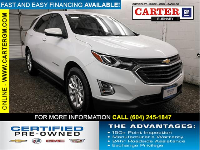2018 Chevrolet Equinox LT (Stk: P9-57180) in Burnaby - Image 1 of 24