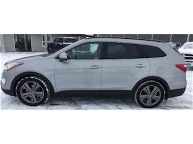 2013 Hyundai Santa Fe XL Limited (Stk: P0831) in Edmonton - Image 1 of 6