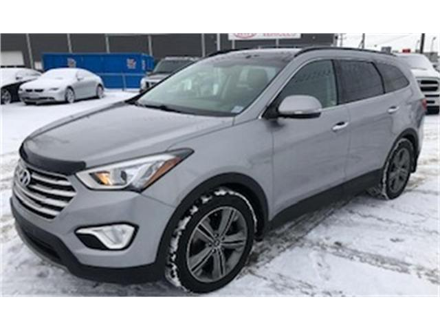 2013 Hyundai Santa Fe XL Limited (Stk: P0831) in Edmonton - Image 2 of 6