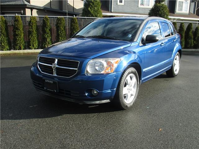 2009 Dodge Caliber SXT (Stk: VW0764A) in Surrey - Image 1 of 20