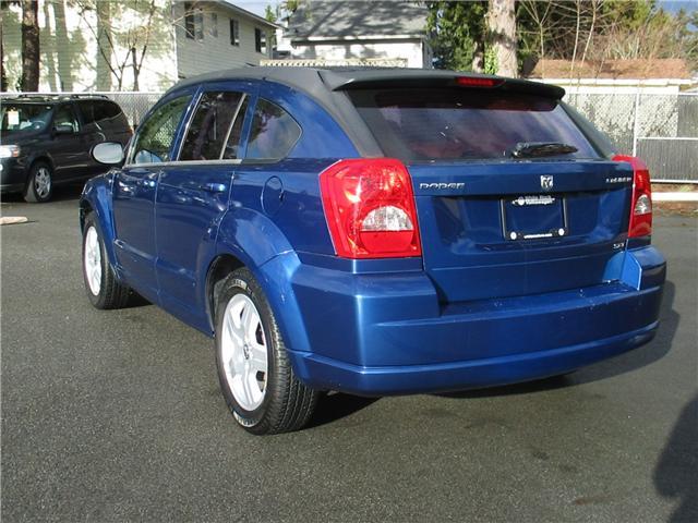 2009 Dodge Caliber SXT (Stk: VW0764A) in Surrey - Image 5 of 20