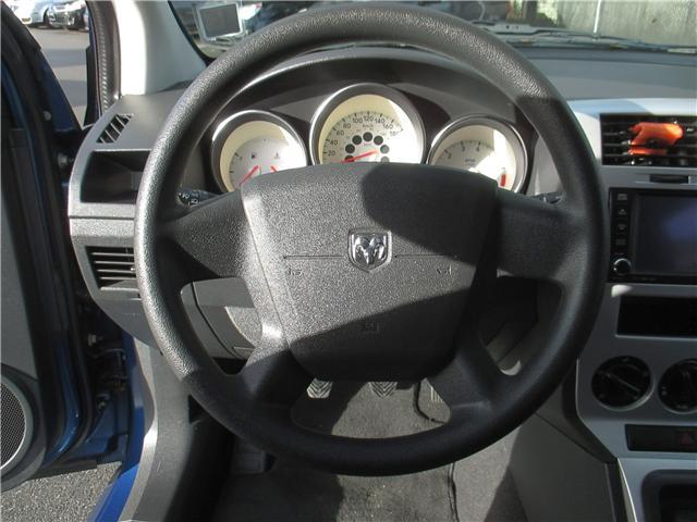 2009 Dodge Caliber SXT (Stk: VW0764A) in Surrey - Image 9 of 20