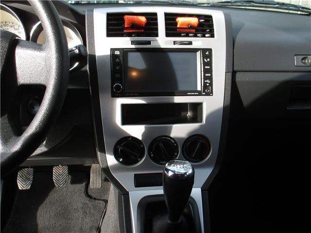 2009 Dodge Caliber SXT (Stk: VW0764A) in Surrey - Image 12 of 20