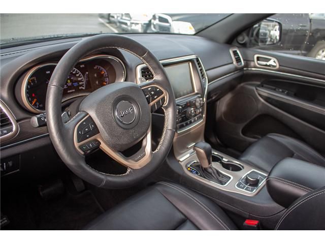2017 Jeep Grand Cherokee Limited (Stk: J810232A) in Surrey - Image 10 of 25