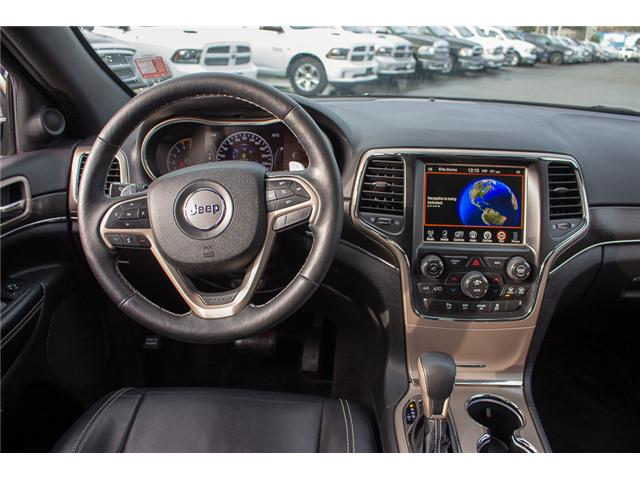2017 Jeep Grand Cherokee Limited (Stk: J810232A) in Surrey - Image 12 of 25