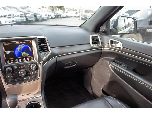 2017 Jeep Grand Cherokee Limited (Stk: J810232A) in Surrey - Image 13 of 25