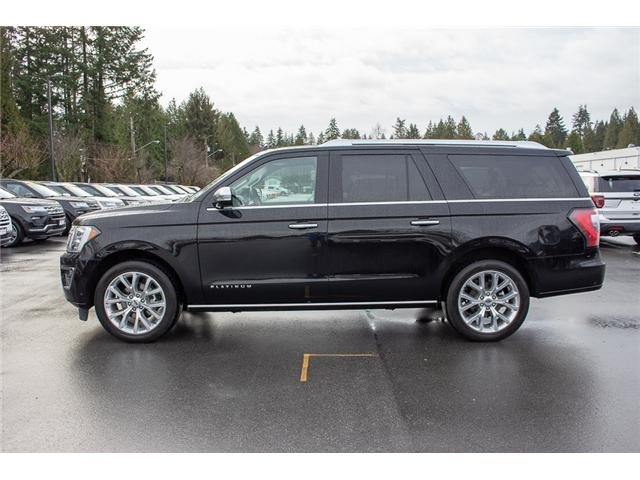 2018 Ford Expedition Max Platinum (Stk: P5301) in Surrey - Image 4 of 27