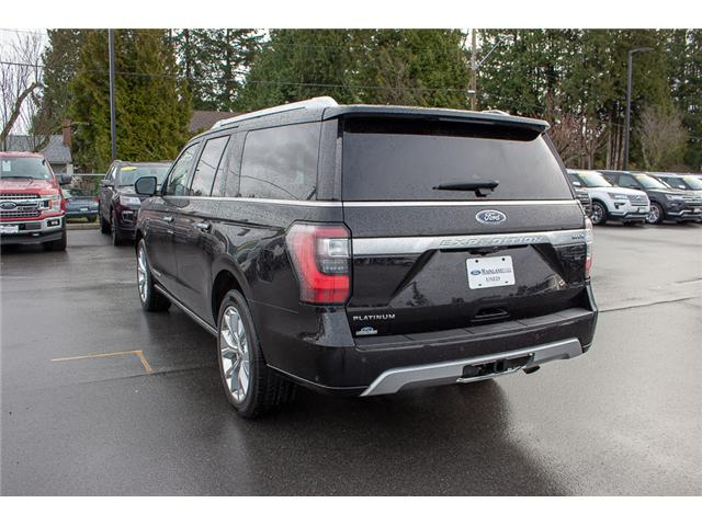 2018 Ford Expedition Max Platinum (Stk: P5301) in Surrey - Image 5 of 27