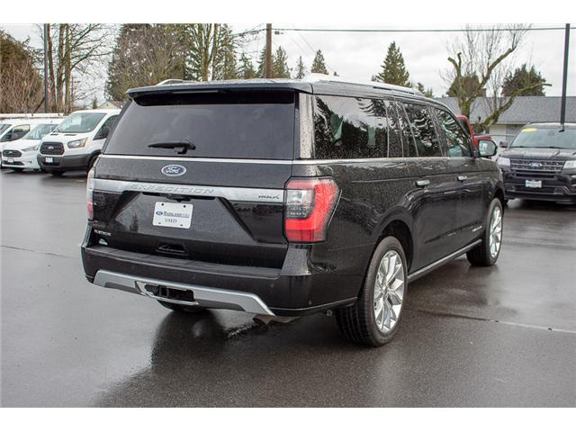 2018 Ford Expedition Max Platinum (Stk: P5301) in Surrey - Image 7 of 27